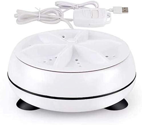 YUNIAO USB Powered Ultrasonic Turbines Tub Portable Mini Washing Machine Turbo Washer Dishwasher product image