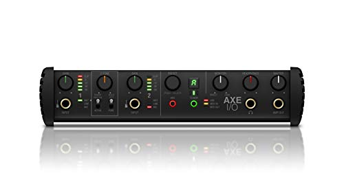 AXE I/O premium 2-in 5-out 24-bit, 96 kHz USB...