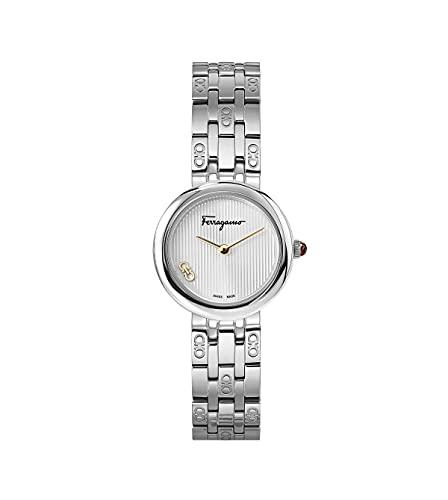 Salvatore Ferragamo Ferragamo Signature SFNL00520 - Reloj de cuarzo para mujer (28 mm)