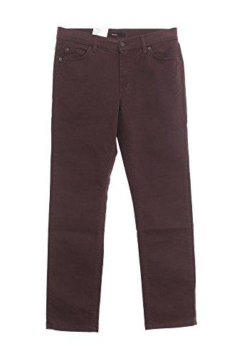 Angels Jeans Cici Damen Hose Stretch Regular Fit, Farbe:Grape, Damengrößen:46, Hosenlängen:L30