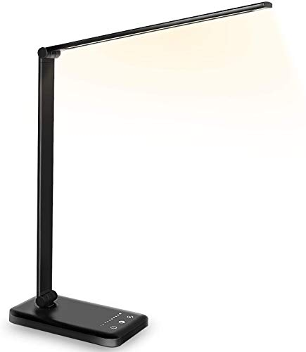 LED Desk Lamp Table Lamp Reading Lamp with ...