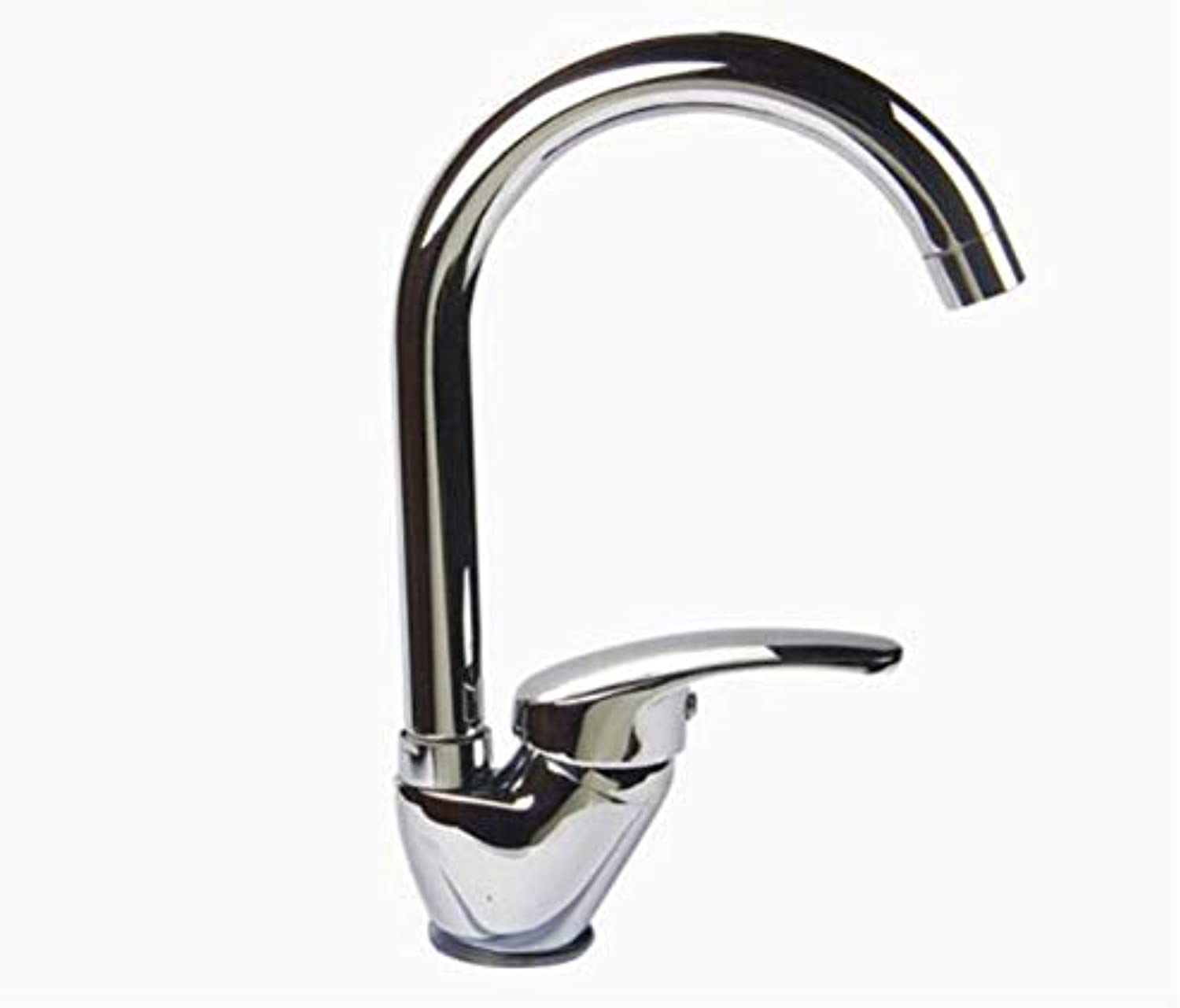 Taps Kitchen Sinktaps Mixer Swivel Faucet Sink Kitchen Basin Hot and Cold Water Faucet