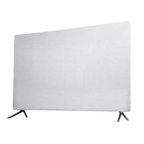 Tv Cover Protector de pantalla para interior de Televisión Universal Gris
