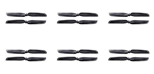 6 x Quantity of Walkera Runner 250 (R) Advanced GPS Quadcopter Drone Runner 250(R)-Z-01 Propellers Blades Props Set Self Tightening - FAST FROM Orlando, Florida USA! by HobbyFlip