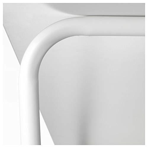 DiscountSeller BackARYD Underframe, blanco, 130x74x71 cm, durable y fácil de cuidar. Mesas de comedor y bajos. Mesas de comedor. Muebles y ambientales.