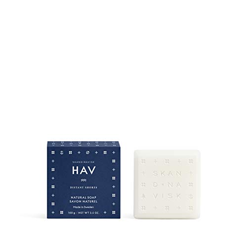 Skandinavisk HAV Soap Bar 100g - Ingredients of Natural Origin - Vegan Friendly