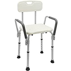 PrimeMatik Shower Chair For Elderly
