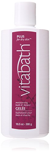 Vitabath Plus for Dry Skin Gelee, 10.5 Ounce
