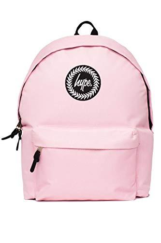 Hype Rucksack Baby Pink Badge