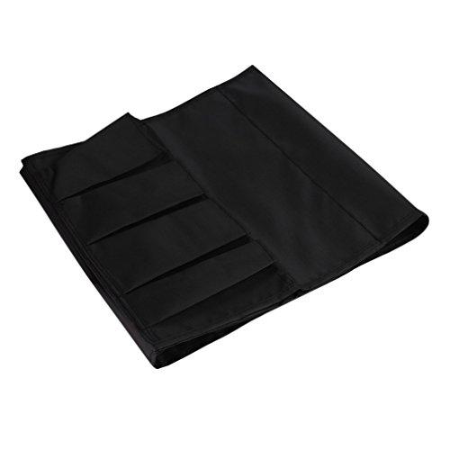 Sofá lateral plegable portátil bolsa de almacenamiento TV mando a distancia organizador soporte