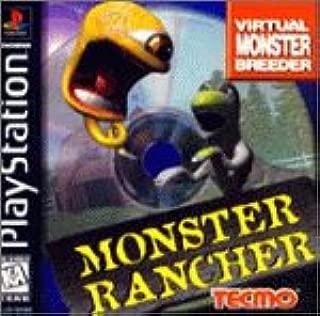 monster rancher game