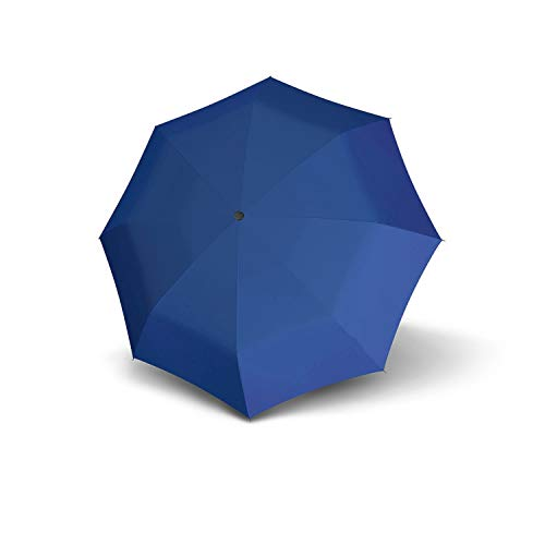 Parapluie Doppler Long Fibre de Golf Fibre de Verre - Super léger - Parapluie de randonnée - Marine