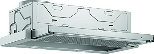 Bosch DFL064A52 Flachschirmhaube Silbermetallic 60cm EcoSilence Drive