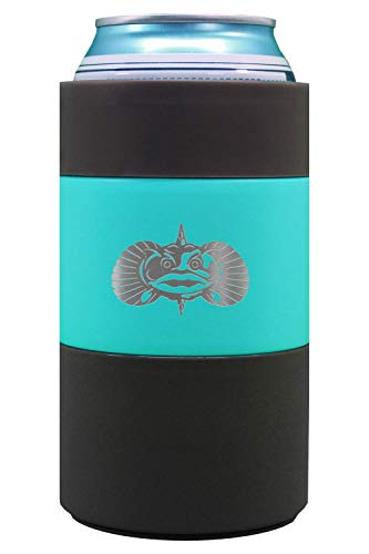 Toadfish Non-Tipping Suction Cup Can Cooler - Teal