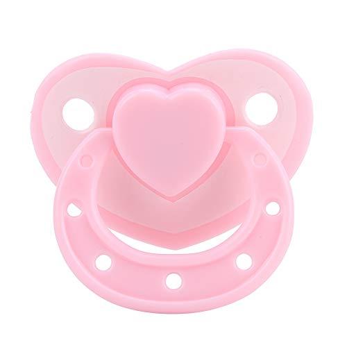 xianshiCarnaval de San Valentín Muñeca Reborn, Baby Doll, Muñeca Reborn Accesorios Simulación Juguete con Chupete magnético(#1)