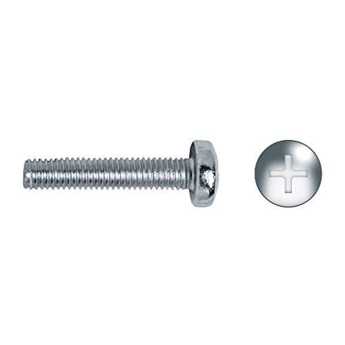 CELO 94157985 94157985-Tornillo Rosca metrica alomado Philips DIN 7985 M4x15 mm zincado (Envase 500 ud)