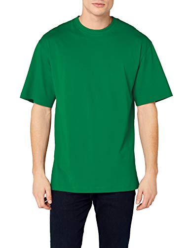 Urban Classics Tall Tee T-shirt Homme - Vert (c.green) - 6XL