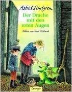 Der Drache mit den roten Augen von Astrid Lindgren ( Februar 1986 )