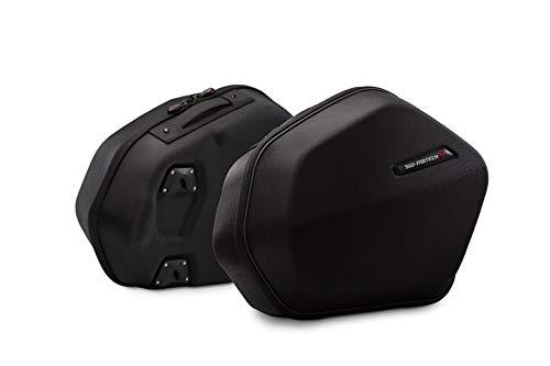 Buy Bargain SW-Motech Aero ABS Side Case System - for Ducati Multistrada 1200 (10-14).