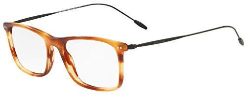 Giorgio Armani 0AR7154 Monturas de Gafas, Red Havana, 55 para Hombre
