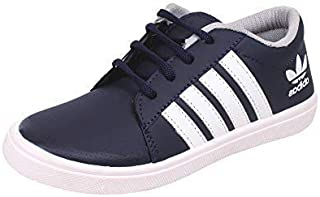 Skymate Navy Blue Cool Sneakers for Boys(7yrs-15yrs)