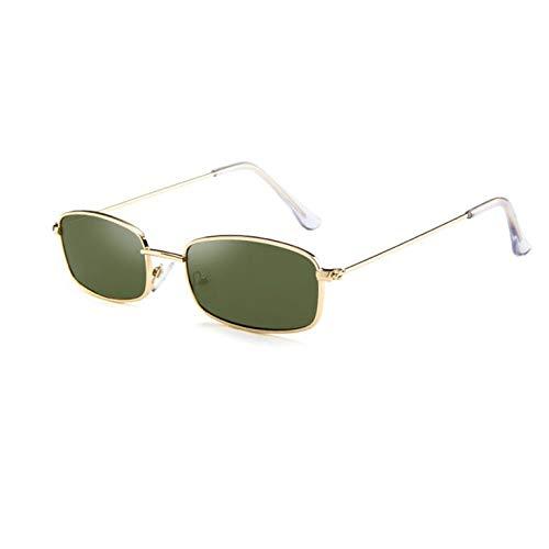 Ling Ling JIU-UK Gafas de Sol Protectoras Gafas de Sol de Metal...