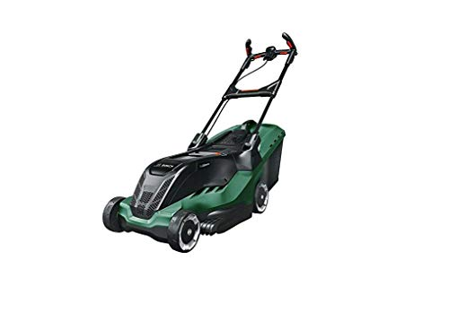 Bosch Home and Garden 06008B9302 AdvancedRotak Cortacésped eléctrico, 1800W, 770m², Caja...
