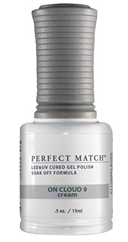 LECHAT Perfect Match Nail Polish, On Cloud 9, 0.500 Ounce by LECHAT
