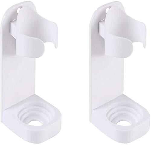 Soporte de cepillo de dientes eléctrico, 2 unidades mejoradas con adhesivo fuerte,...