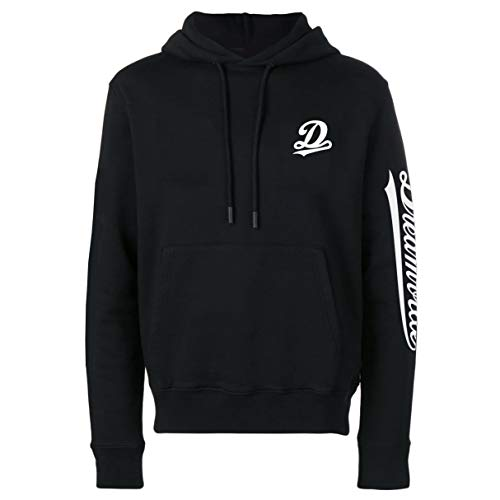 J.Cole Dreamville Records Hoodie J Cole KOD Dreamville RAP Unisex Sweatshirt Hoodie (Black, Medium)