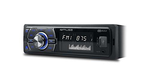 Muse M-092MR Auto-Radio (PLL-Tuner, AUX-IN, USB)