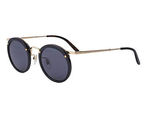 Gucci Gafas de Sol GG0674S BLACK/GREY 44/23/145 hombre
