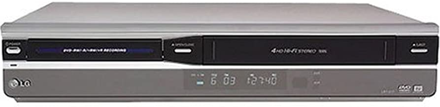 LG LRY-517 Super Multi Format DVD Recorder / VCR Combo LRY517