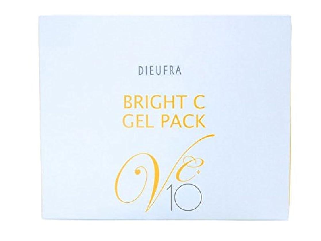 過敏なあごひげ受け継ぐデュフラ ブライトC ジェルパック 30包入