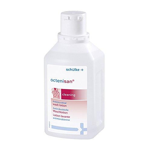 octenisan® Waschlotion, milde Reinigung Lotion, ph-neutral, Haut/Haare, 500 ml
