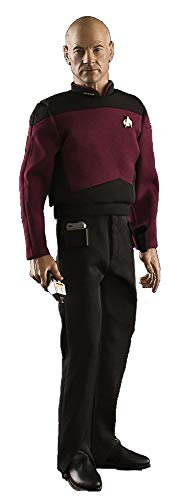 Unbekannt Quantum Mechanix Star Trek: The Next Generation: Captain Jean-Luc Picard Maßstab 1: 6 Action Figur