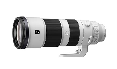 Sony FE 200-600 mm f/5.6-6.3 G OSS - Full-Frame, Zoom, Superteleobjetivo G...