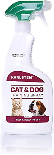 Karlsten Urine Stop & Anti Fouling Spray for Cat and Dog Repellent Stop...