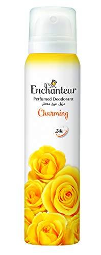 Enchanteur Charming Perfumed Deo Spray for Women, 150ml