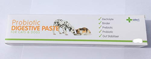 Select Probiotic Digestive Paste for Cats and Dogs 15ml