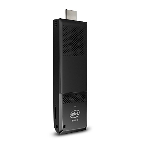 IntelComputeStickスティック型コンピューターWindows10HomeインテルAtomx5-Z8300プロセッサー搭載モデルBOXSTK1AW32SC