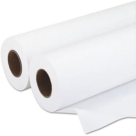 By CES Imaging 20lb Bond Paper 2 Core 22 Inch X 150 Foot 8 Rolls 22 X 150