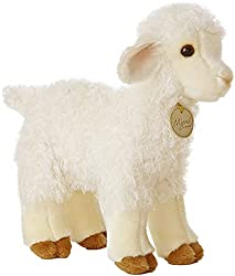 "Aurora World Miyoni Lovely Lamb 10"" Plush"