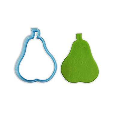 Pear Fruit Cookie Cutter - LARGE - 4 Inches
