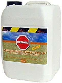 Fixefond–Endurecedor/fijador para antes de la pintura para fondos porosos, polvorientos y quebradizos, 1 litro