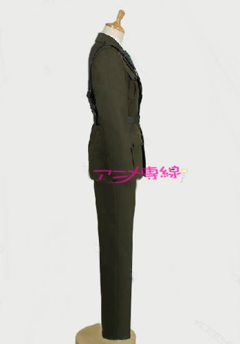 『Axis powers ヘタリア イギリス 軍服 コスプレ衣装 完全オーダメイド対応可能 アニメ専線』の1枚目の画像