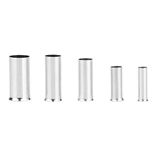 AWG-Ferrulenanschlüsse, Ferrulenanschlüsse, hochwertiges Kupfermaterial für den elektrischen Anschluss und die Verdrahtung von Draht und Draht