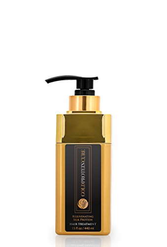 GPC B-O-T-OX Silk Protein Hair Treatment -Black Caviar Organic Coconut Oil Organic Argan,Organic Hemp Seeds,Organic Marula,Organic Peppermint Oils MAKERS OF KERATIN CURE (440 ml / 15.0 fl oz)