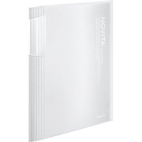 A4-S Kokuyo clear book Nobita fixed transparent pocket 60 La-N60T (japan import) by Kokuyo Co, Ltd.