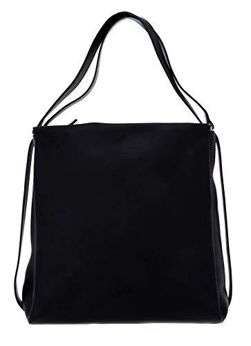 BREE Pure 7 Hobo Backpack M Black
